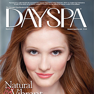 Day Spa Magazine March 2011