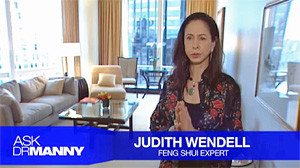 Judith Wendell with Dr. Manny on Fox News