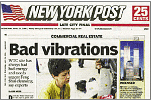 New York Post: Commercial Real Estate - Bad Vibrations