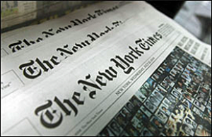 The New York Times January 4, 2011